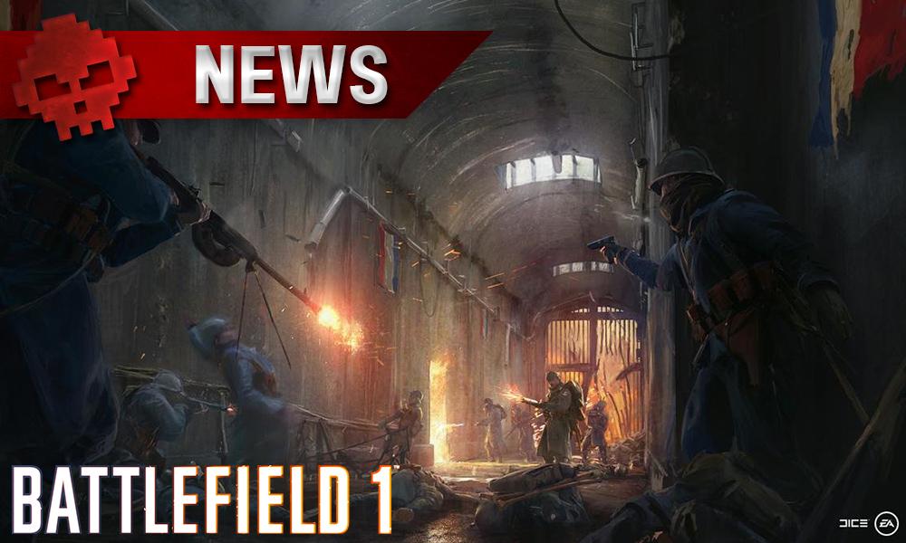 Battlefield 1 - L'armée française arrivera très bientôt