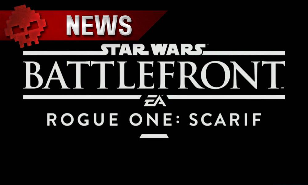 Star Wars Battlefront - Rogue One: Scarif arrive en décembre