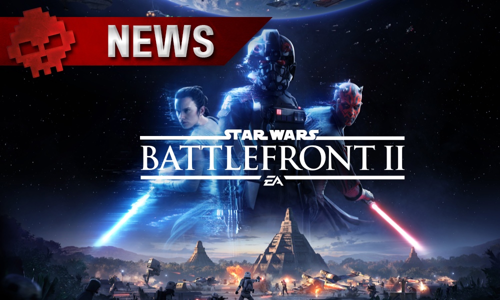 Star Wars; Battlefront II