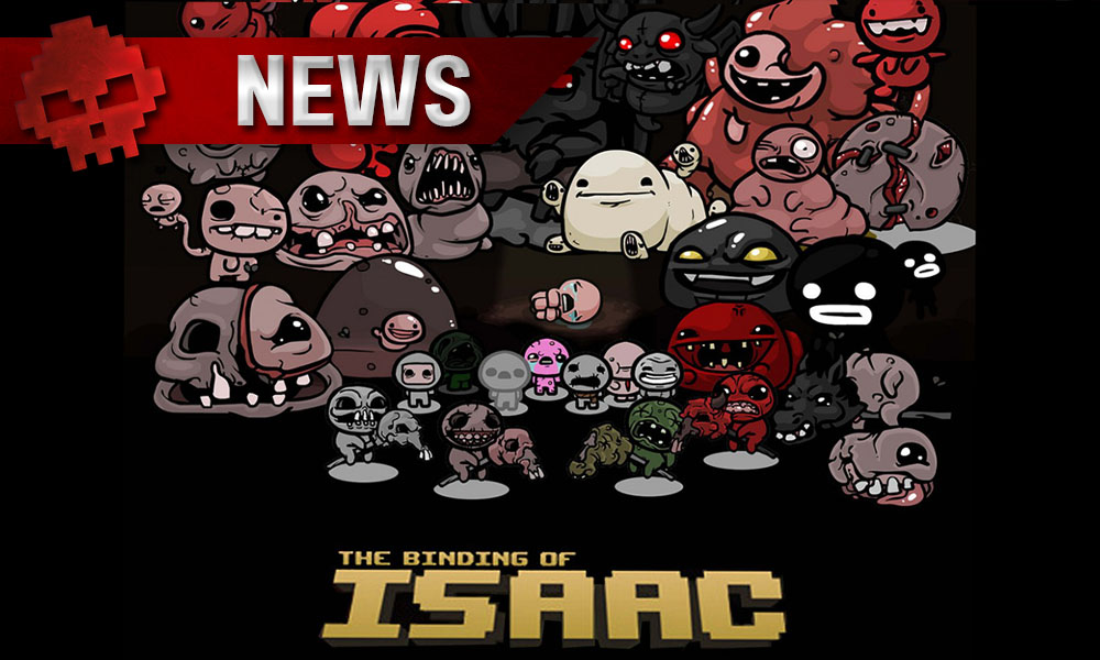 The Binding of Isaac: Afterbirth + - Isaac prépare son arrivée sur Switch