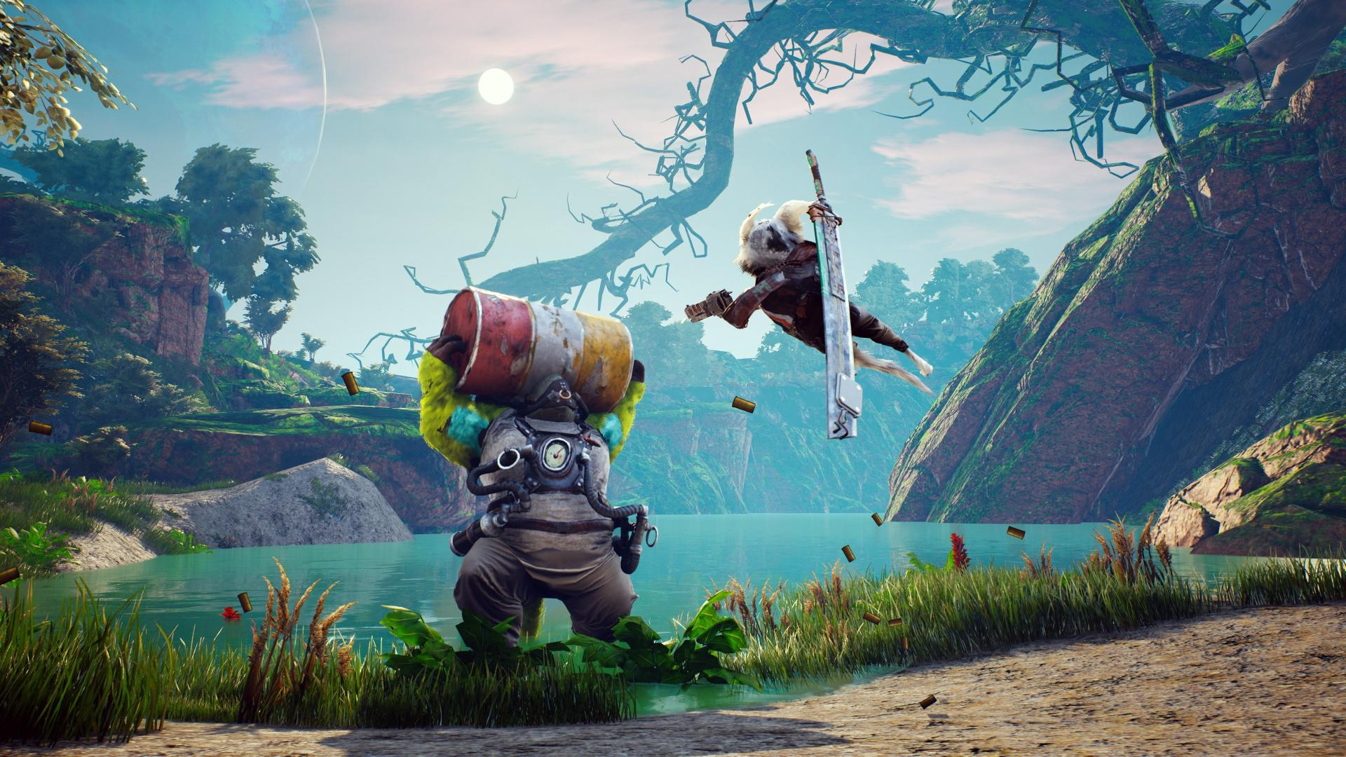 Biomutant screenshot lac