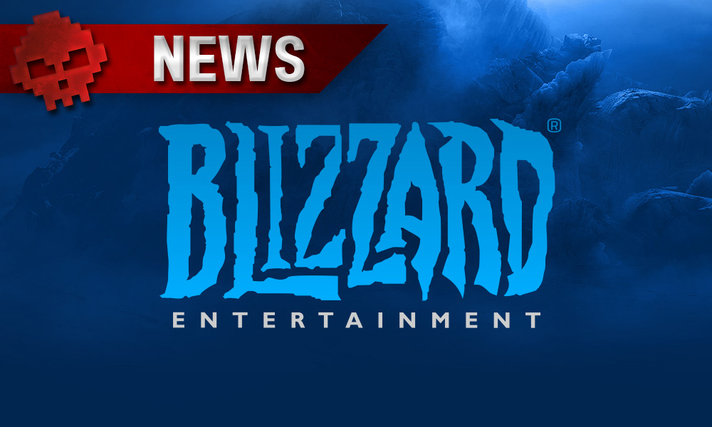 Blizzard vignette news