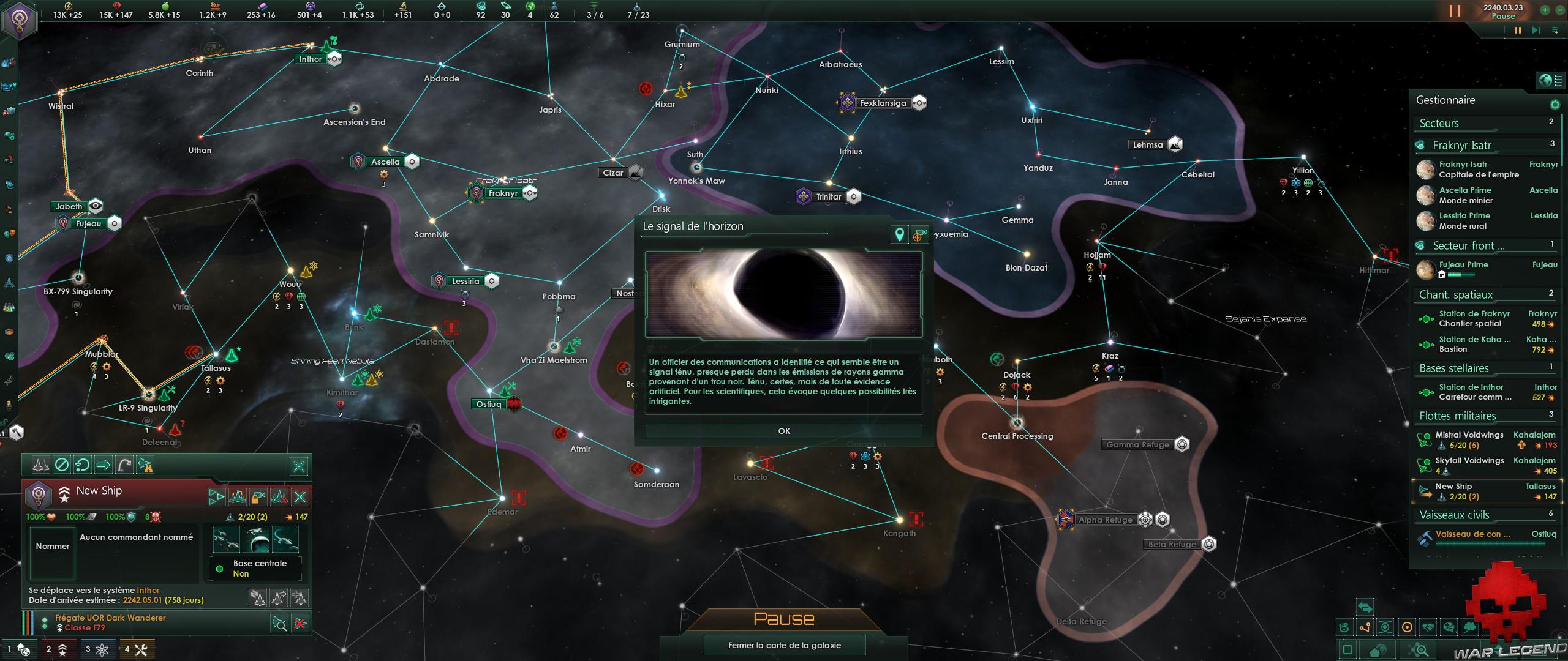 Stellaris - événement