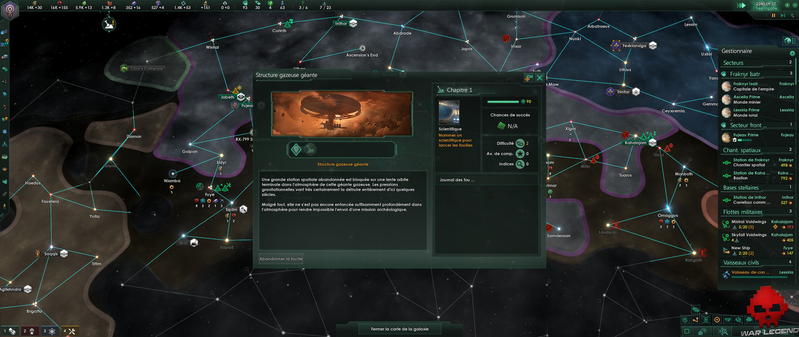 Blog à part Stellaris 3