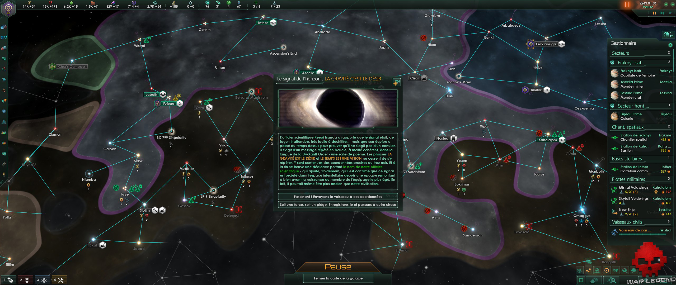 Blog à part Stellaris 4