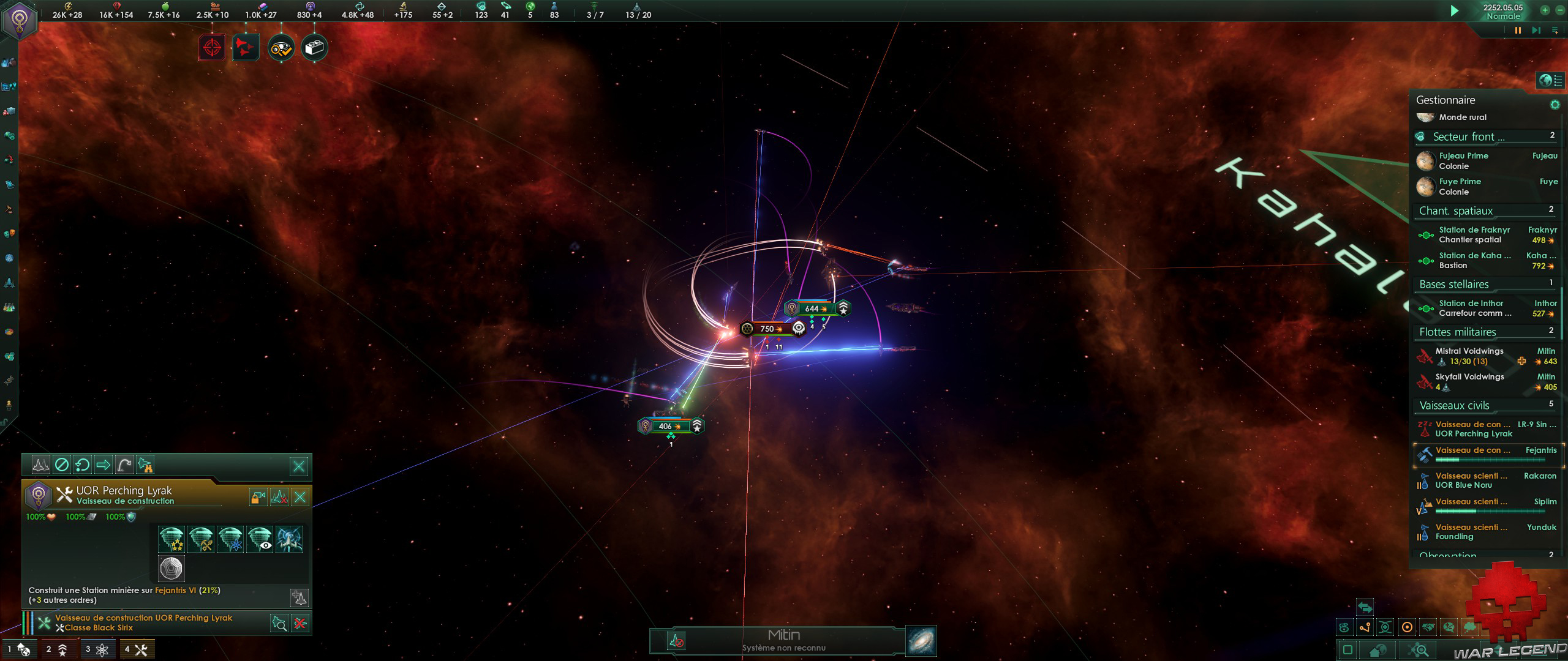 Blog à part Stellaris 5