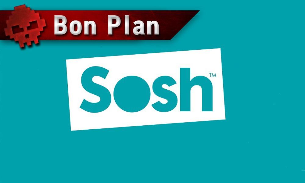 Bon Plan - Forfait mobile Sosh à petit prix