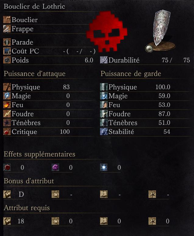 Bouclier de Lothric