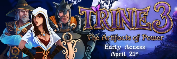 Trine 3 Early Acces