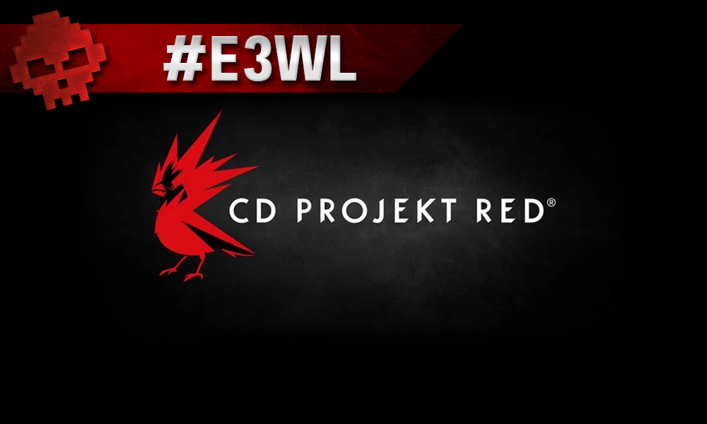 CD Projekt Red vignette #E3WL