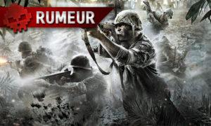 Call of Duty - Un retour à la Seconde Guerre Mondiale?