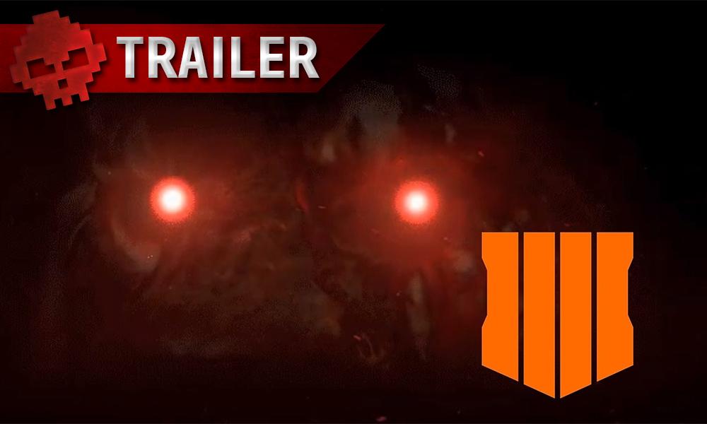 Call of Duty Black Ops 4 trailer vignette