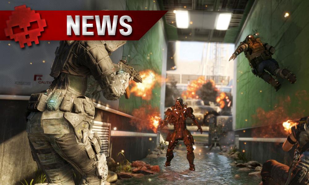 CoD: Infinite Warfare - Désactiver le double saut et la course sur les murs une course sur les murs