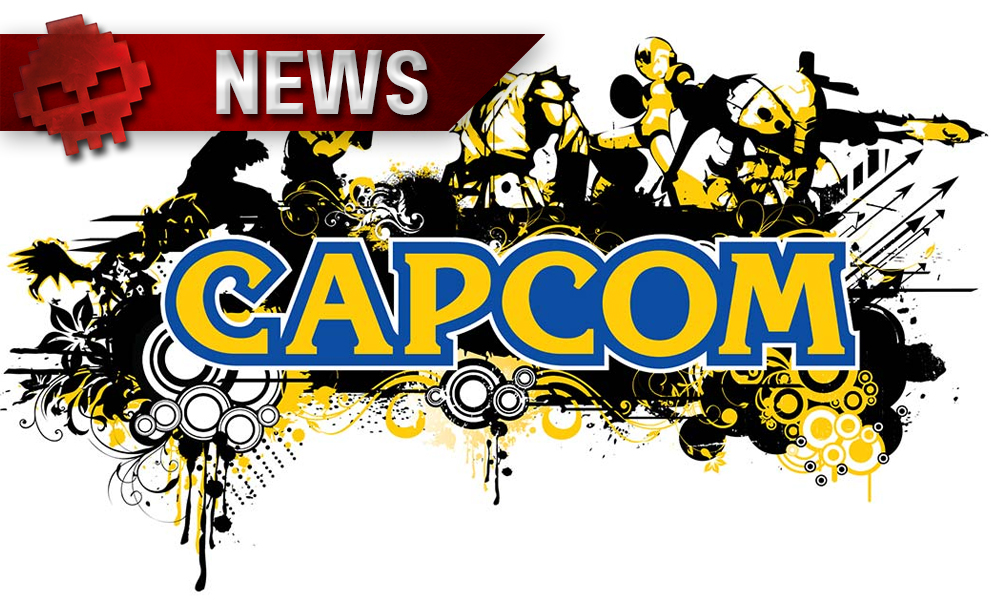 Vignette news Logo Capcom