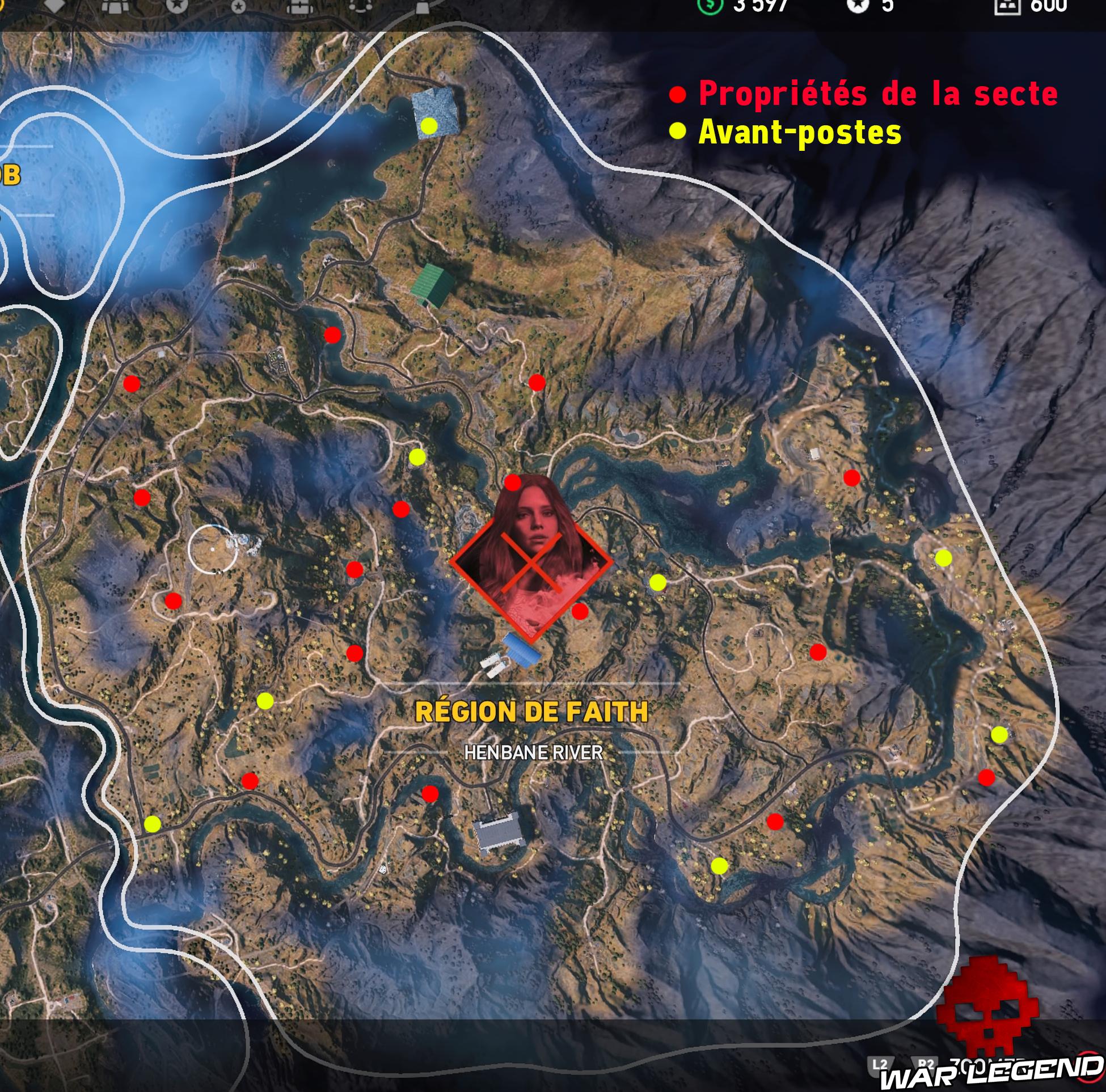 Ubisoft: entouré pour le lancement réussi de Far Cry 5