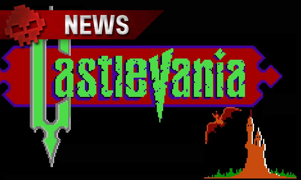 Castlevania - Netflix diffusera une série sur la saga dans l'année Logo