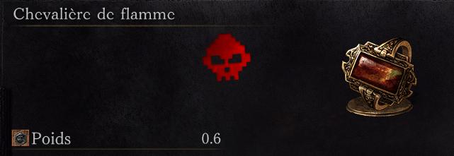 Guide Dark Souls III - Tous les anneaux chevalière de flamme