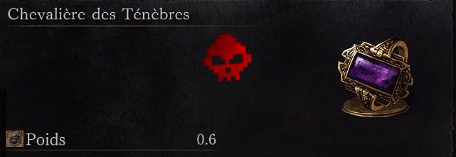 Guide Dark Souls III - Tous les anneaux chevalière des ténèbres