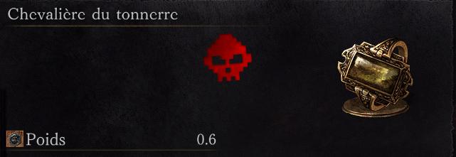 Guide Dark Souls III - Tous les anneaux chevalière du tonnerre