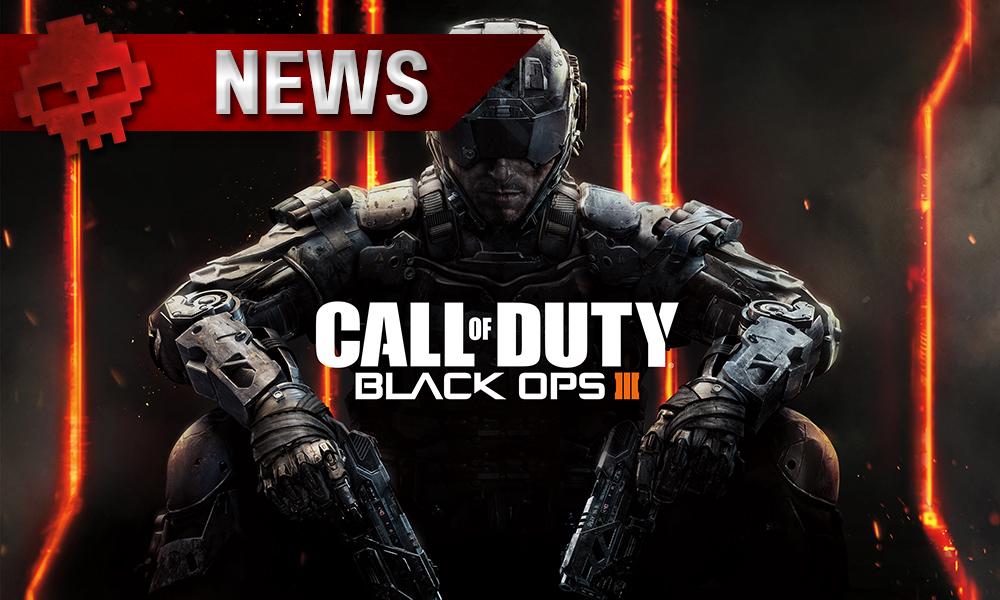 CoD Black Ops III - Le jeu pourrait avoir du nouveau contenu en 2017