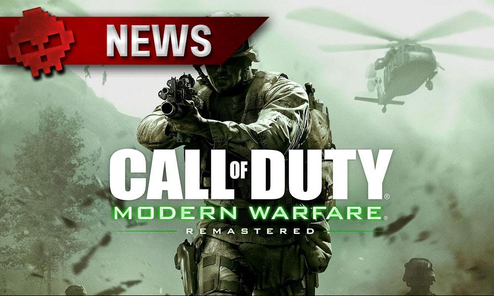Call of Duty: Modern Warfare Remastered - Le trailer de lancement annonce le retour de la guerre