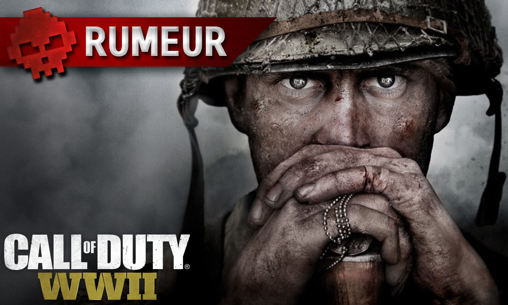 Call of Duty: WWII - Une version Switch au programme ?