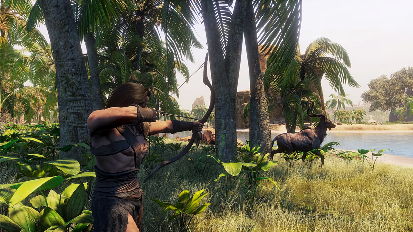 conan exiles chasse