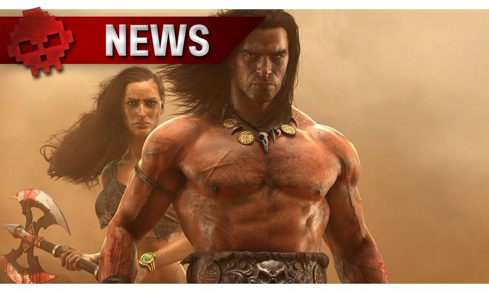 Nouveau Trailer de Conan Exiles