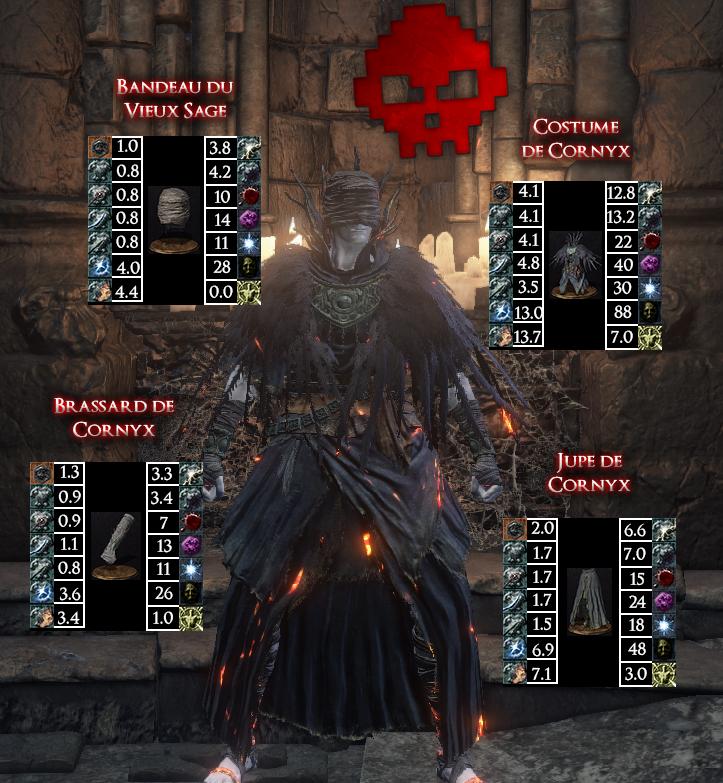 Cornyx Dark Souls III WAR LEGEND copie