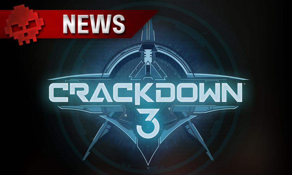 Crackdown 3 vignette news