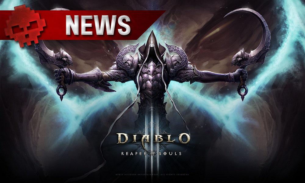 Diablo 3 - Aperçu de l'armurerie