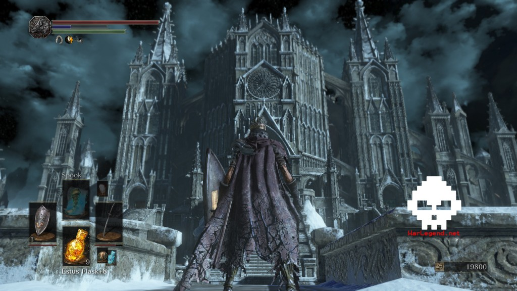 Soluce dark souls iii anor londo for Dark souls 3 architecture