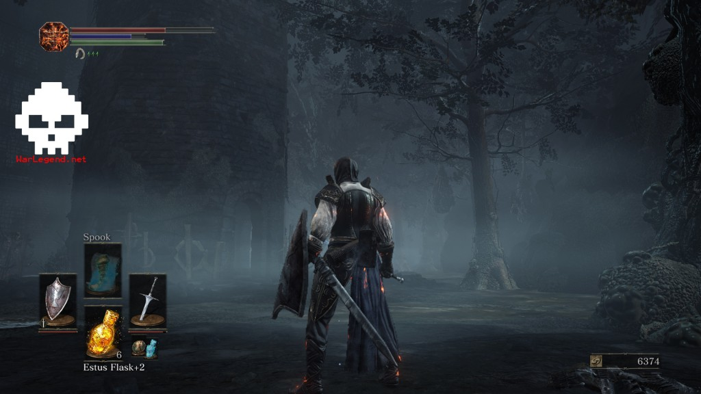 DARK SOULS™ III Farron Keep WAR LEGEND 8