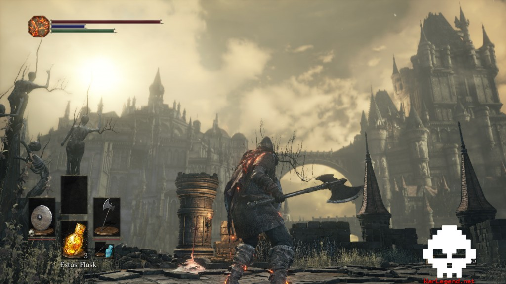 DARK SOULS™ III HW of Lothric WAR LEGEND
