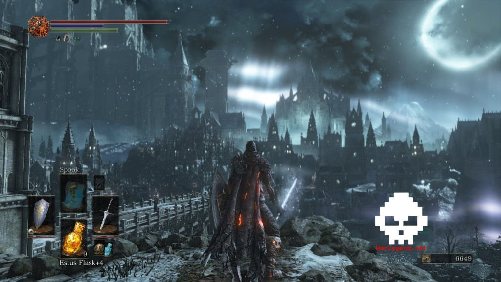 DARK SOULS™ III Irithyll of the Boreal Valley WAR LEGEND