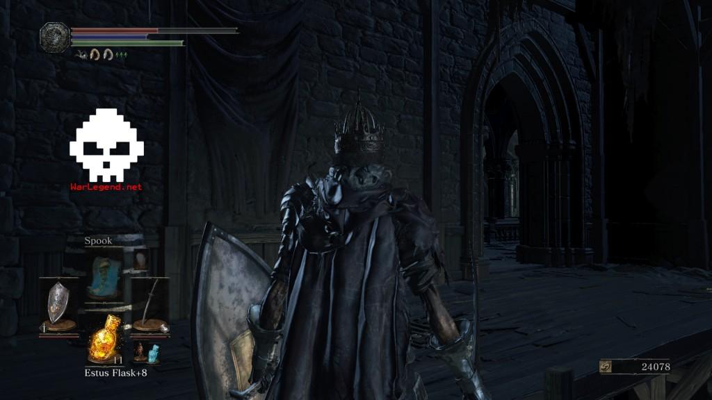 DARK SOULS™ III Lothric Castle WAR LEGEND 2