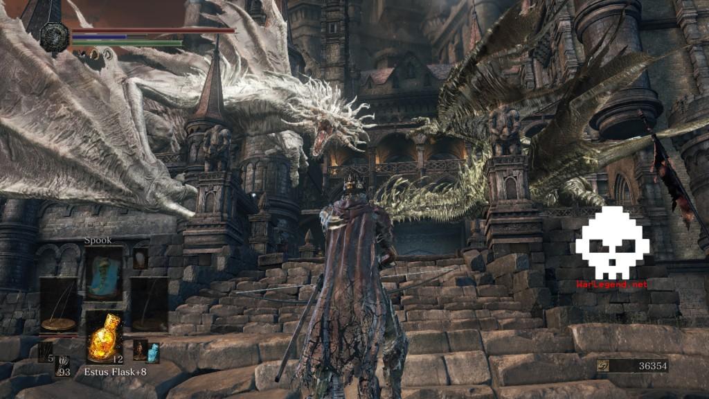 DARK SOULS™ III Lothric Castle WAR LEGEND 5