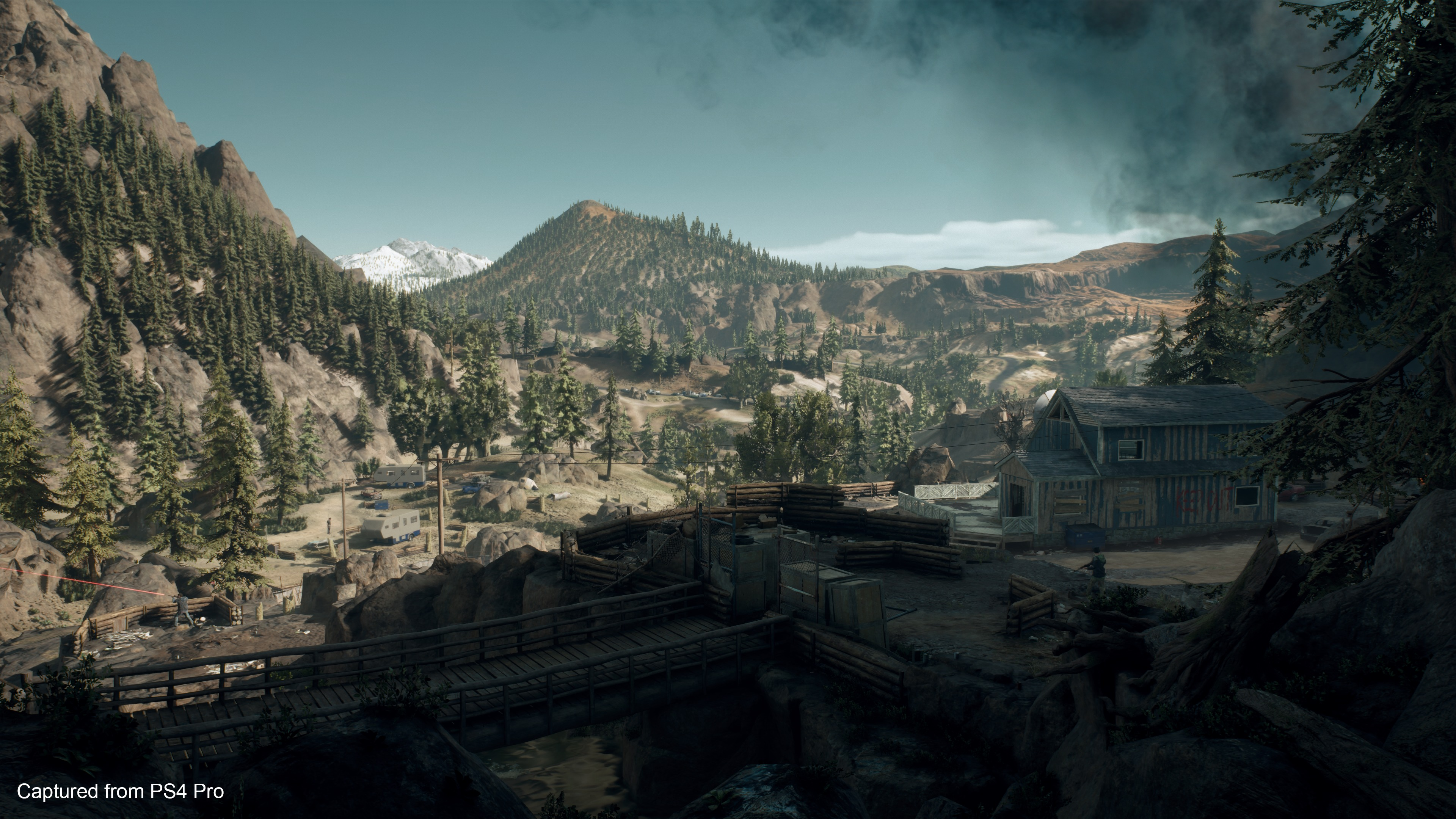 Preview Days Gone - Paysage de Farewell
