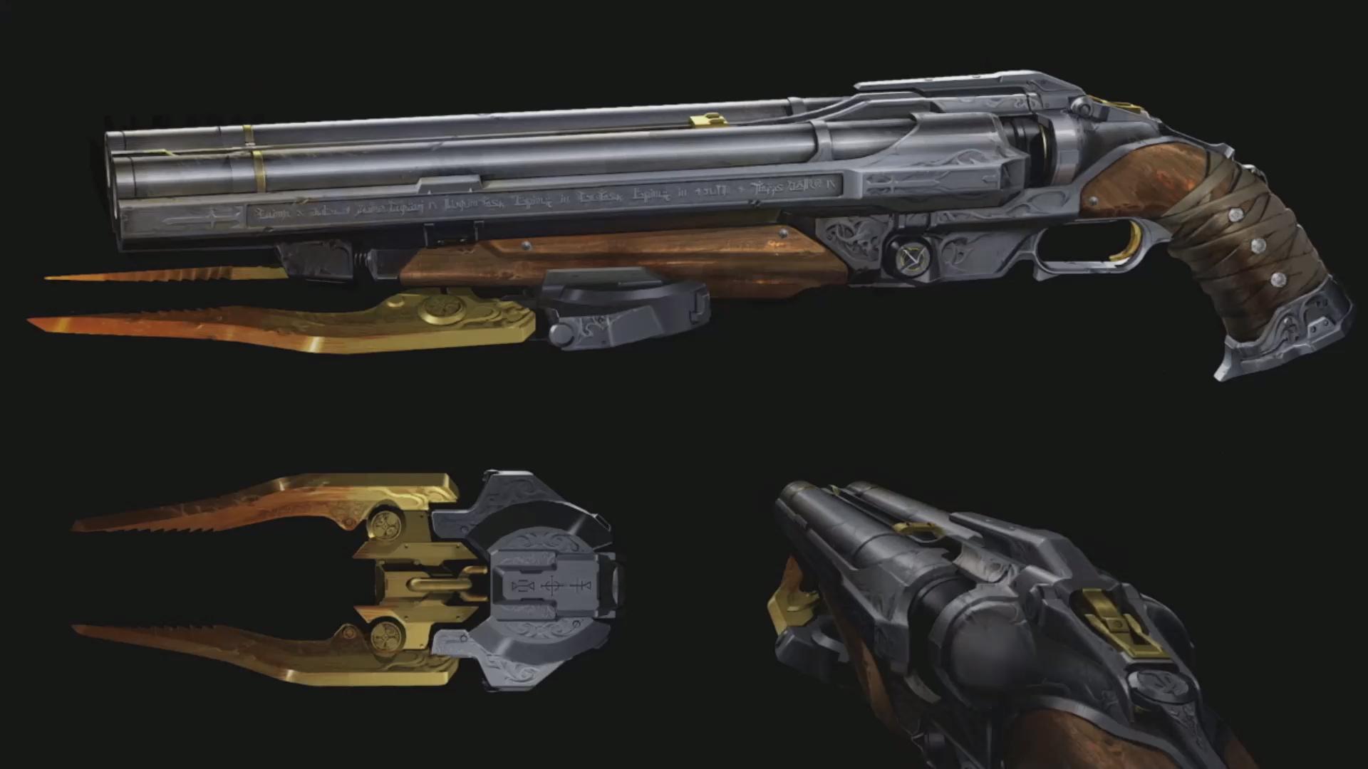 DOOM Eternal Super Shotgun amélioré