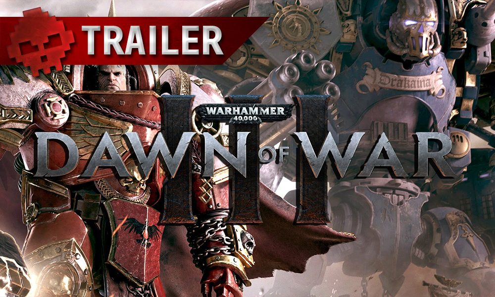 Dawn of War 3 - Prophétie de guerre