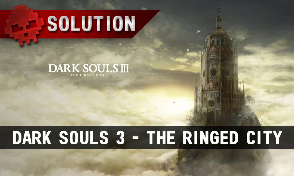 Dark Souls III - Tous les guides