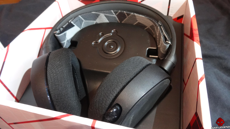 Test SteelSeries Arctis 3 casque