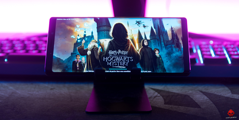 Samsung Galaxy S9 fond d'écran harry potter hogwarts mystery