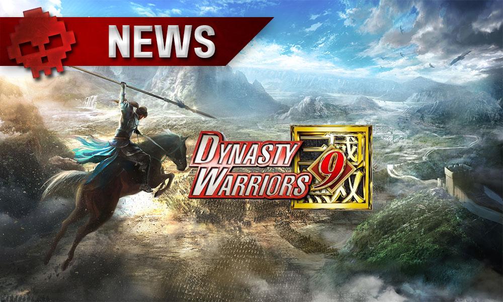 Dynasty Warrior 9 - Le célèbre musô annonce son retour avec des screens