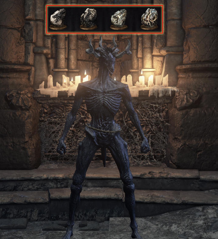 Dragon Dark Souls III WAR LEGEND