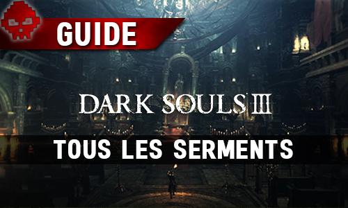 Tous les guides Dark Souls 3 cathédrale des profondeurs