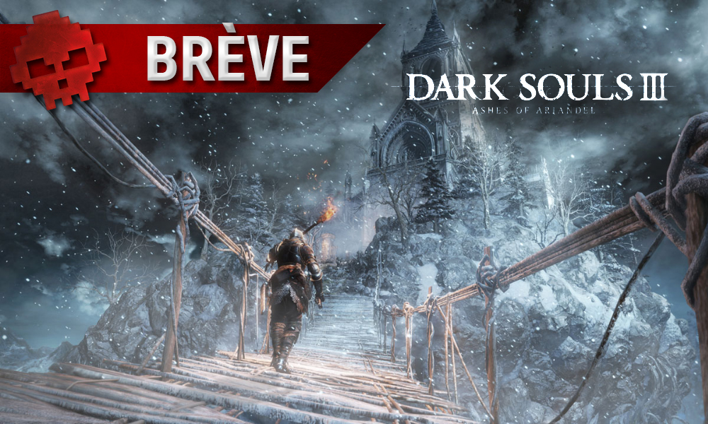 Dark Souls 3 DLC Ashes of Ariandel War Legend