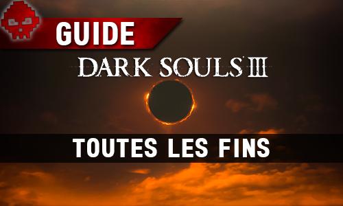 Tous les guides Dark Souls 3 soleil noir