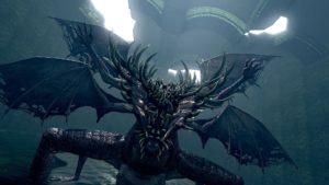 Dark Souls Dragon Béant