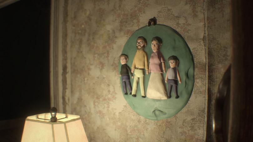 Resident Evil 7 - Famille en pâte